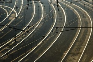 Train Tracks 1603789 by StockProject1