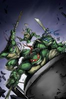 TMNT by TheLoganMiller