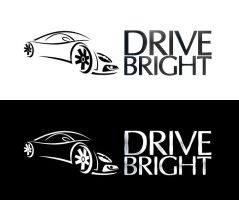 Drive Bright Logo by 2KDesign