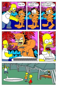 Simpsons Comic Page 19 by silentmike86