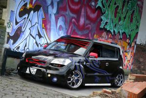 KIA SOUL VIP EXTREME by ROOF01