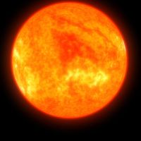 Canis Majoris VS our sun by maccollo