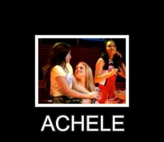 Achele by mjor