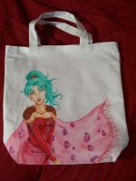 Tote bag: Terra by Quatrina