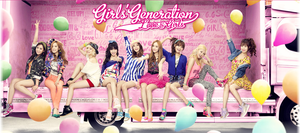 Love and Girls - Girls Generation by LuannaMaria