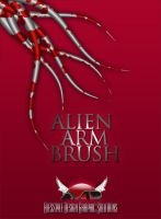 Alesstyle Design Alien Arms by TheAlessandro