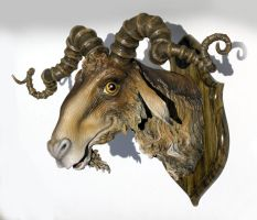 Magnetic Goat by thebiscuitboy