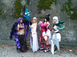 League of Legends Cosplay by Eytheria