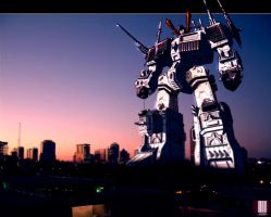 Sunrise at Metroplex by dcjosh