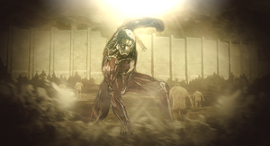 Armored Titan wallpaper made by Dominator15 [HD] by Dominator15