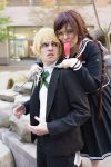 DR: The Case of Genocider Syo by missy-cupcake