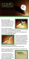 Copic Blender Tutorial by EmblemDefender