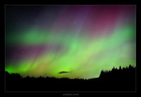 Auroral Wave by tfavretto