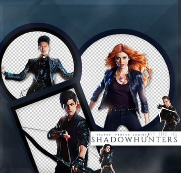 Pack Png Shadowhunters - Spa by SpaOfficiall