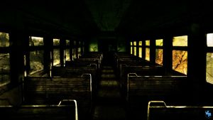 Horor Train by Vreckovka