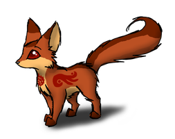 Little Fox by ChaoticLivi
