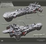 Heavy Ion Cruiser Stager by KaranaK