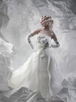Wedding dress5 by LadyMartist