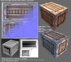 Crate texture sheet by 02wdhull