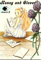 Honey and Clover Coloring by Applechu