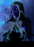 Drizzt D Ourden by Belegilgalad
