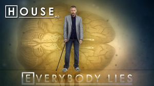 House MD Wallpaper by eduard2009