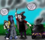 Double Double, Toil n' Trouble by Dendraica