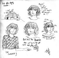 Rick Wright Sketch Dump 2 by jellyandjamXD