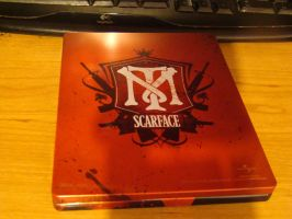 Scarface Limited Edition Back by ICK369
