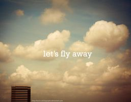 Fly Away by Blurry-Photography