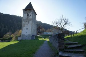 friesach Castle Medieval by Wendybell80