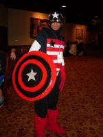 Captain America by chippy-lightgaia
