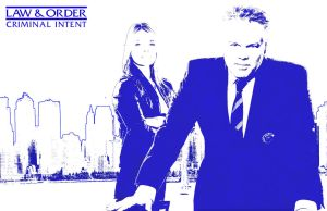 Law and Order Criminal Intent Wallpaper by Yusef-Muhammed