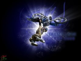 Jeremy Lusk R.I.P. by Dante-DS