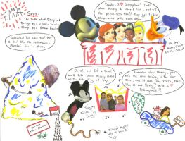 The Truth about Disneyland by youskaremi