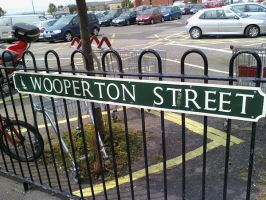 Wooperton Street by NeroTheViper