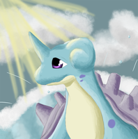 Lapras by abubaby95