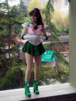 Sailor Jupiter by Mackingster