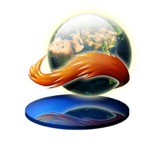 Firefox dock icon by Ornorm