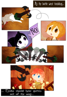 Grims Charming - Pg.1 by LaPetitLapearl