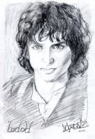 Frodo Baggins by napalmnacey