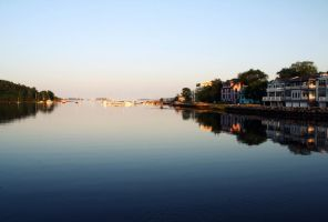 Mahone Bay by XxQuothTheRavenxX
