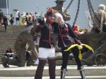 sunday expo: lavi and allen by Blondechi