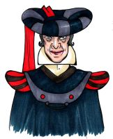 Frollo by Tendrillar