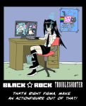Black Rock Troubleshooter by monjava