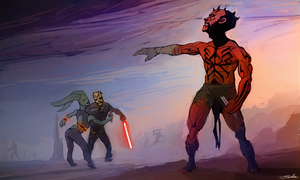 // A Sith's Hierarchy // by Velocrypt