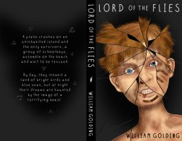 Lord of the Flies Book Cover by PixiRivets