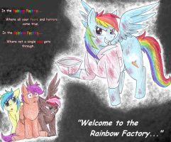 Rainbow Factory by CascadingSerenity