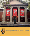 Vexen Goes To Harvard by gttorres