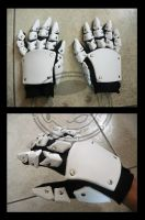 Battle Glove by carlosdouglas